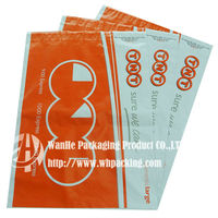 Hot sales plastic bags self-stick plastic bag for packing products