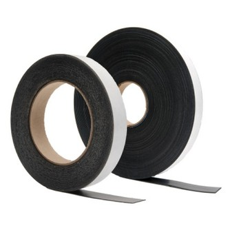 1m self Adhesive Flexible Magnetic Strip Rubber Magnet Tape