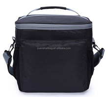 Fashionable disposable cooler bag thermal lunch bag