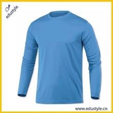 Wholesale Blank Long Sleeve Polyester Quick Dry Fishing Shirt