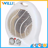 fan film and warm air blower heater with powers:1000w/2000w