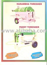 THRESHER FOR PADDY AND WHEAT