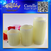 Huaming Colorful Electronic Flameless LED Wax Candle Light