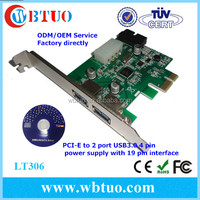 Buy USB3.0 PCI Express Host Controller card:U3P in China on ...