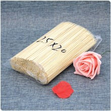 Eco-friendly Natural Plant Support Bamboo Cane Sticks