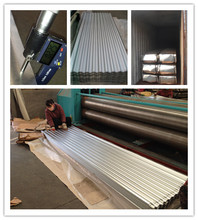 Galvanized Steel Plate Coil steel deck plate Galvanized Paint 0.7 mm thick aluminum zinc roofing sheet
