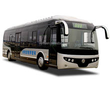 Dongfeng EQ6100EV BRT 4X2 10.5 m 50 seats pure electric city bus for sale
