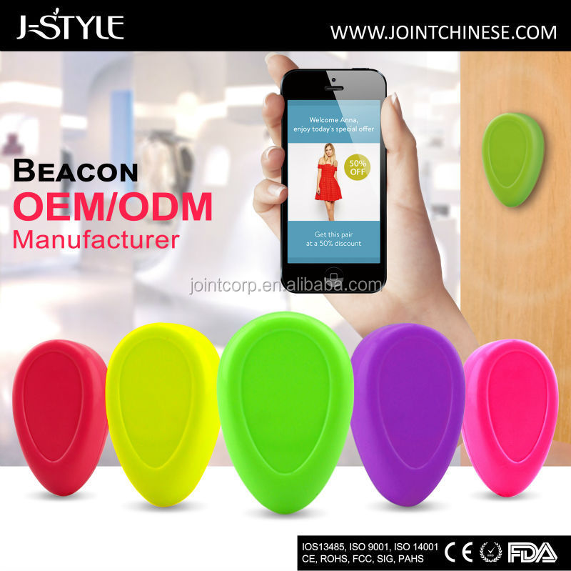 J-Style New Arrival accurate positioning Beacon compatible with BLE iBeacon