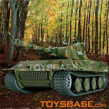 1:16 RC Infrared and smoking tank,rc model tank RZC107181