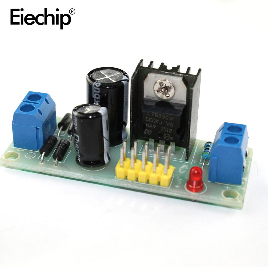 Wholesale 5v Voltage Regulator Online Buy Best 12v To 6v Converter Circuit With 7805 Three Terminal Strongvoltage Strong Strongregulator