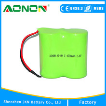 4000mah 14.4v Ni-mh Battery Pack For Vacuum Cleaner