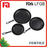SLL 121699 most popular Non-Stick Frying Pan Set deep ceramic coating Saute Pan