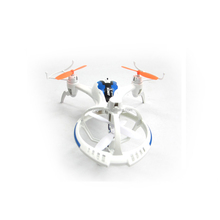 Unique appearance rc toys drone auto-display 360degrees free roll 6mins flying time