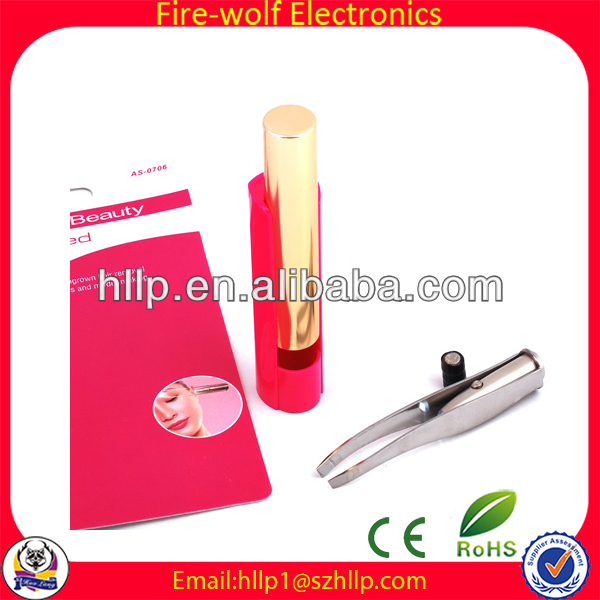 eyebrow tweezers, LED stainless steel tweezers,China personalized tweezers Manufacturers & Suppliers & Exporters