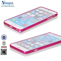 Veaqee trending hot products aluminum bumper case for iphone 6