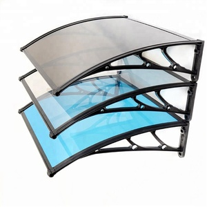 Hot sale retractable car awning folding roof bracket awnings