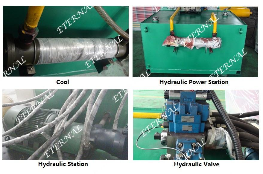 Y81F-200B Turn out Metal Baler hydraulic baling press /hydraulic scrap baler machine