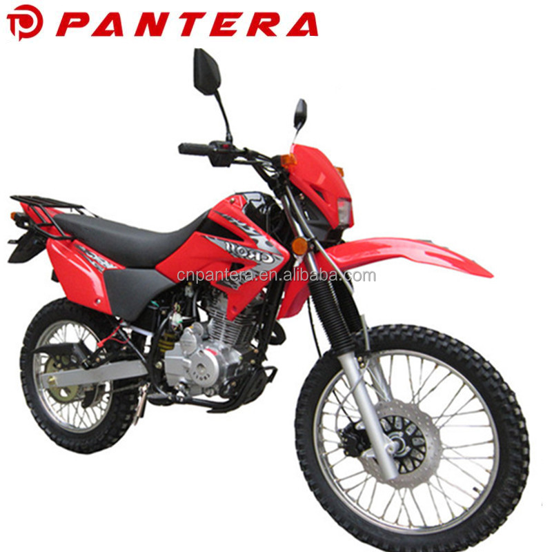 New 200cc Four Stroke Dual Sport Motorcycle Four Stroke For Sale