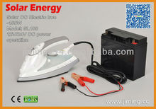 DC Powered Electric Solar Energy 12V DC Solar Iron:SL100 (Dry style)