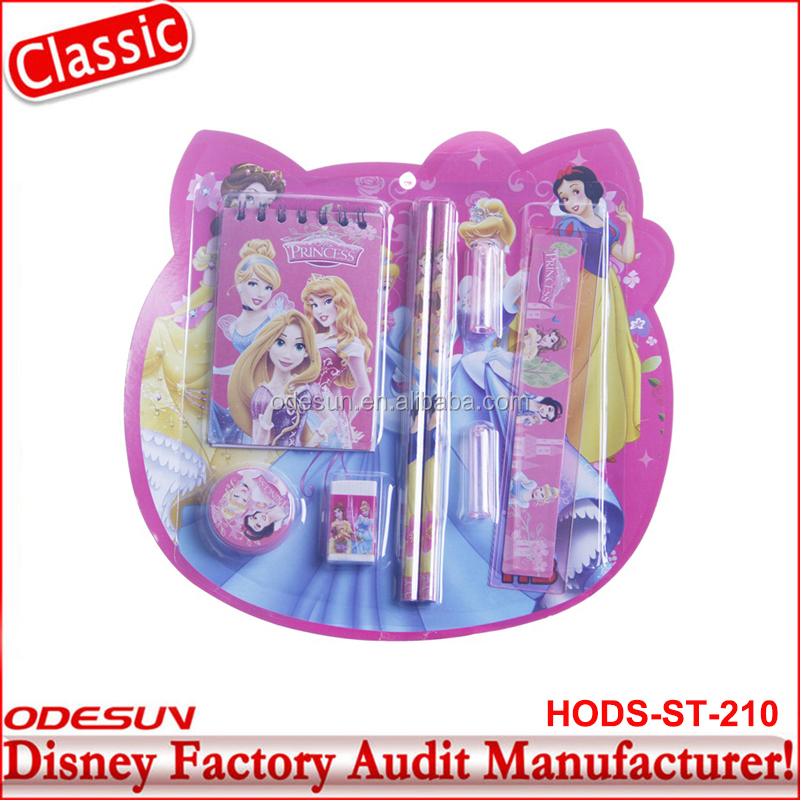 Disney factory audit manufacturer's school stationery supplier in China 15120037