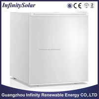 50L Solar fridge Car Freezer dual zone Portable camping freezer mobile RV freezer