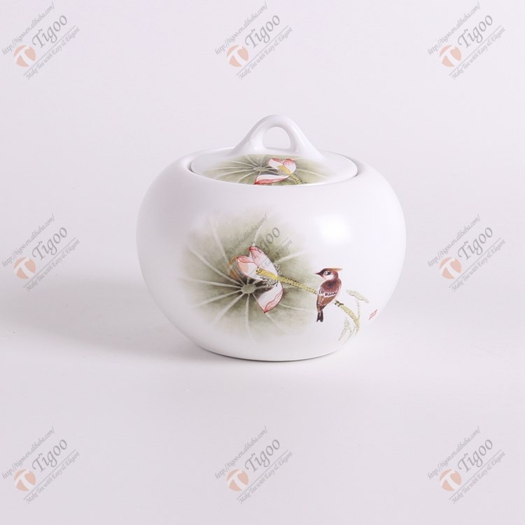 TG-520J127-W-S-8 Multifunctional cremation onyx urns with high quality kotsuooi