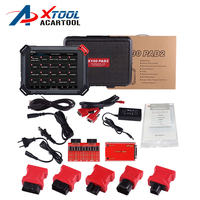 100% Original Auto Key Programmer XTOOL X100 PAD2 Odometer Adjustment Oil Reset Tool with Special Function X100 PAd 2 DHL Free