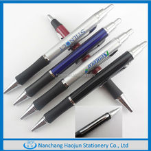 Newest promotional Metal Small Stainless Steel Click Pen
