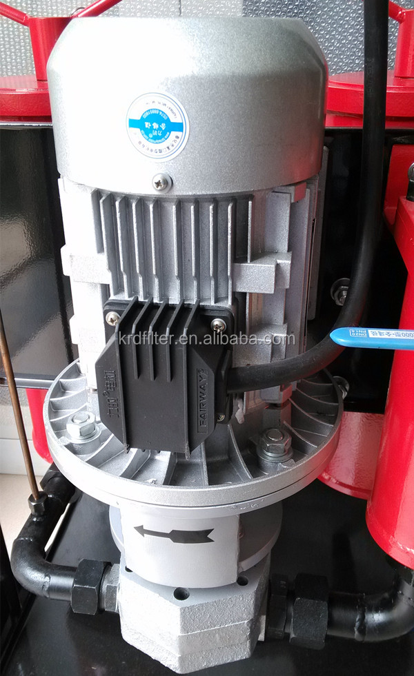 Three stage portable used engine oil recycling machine for Used motor oil pickup