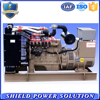 China Factory Low cost Gas Generator Set, Natural Gas Generator Set