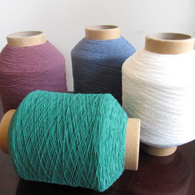 Wholesale Low Carbon Decoration 100% Polyester Sewing Thread