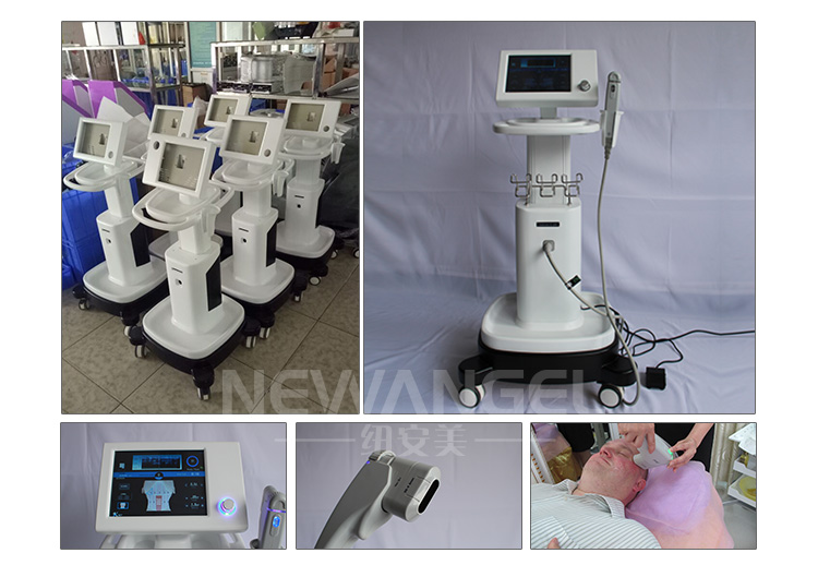 New hifu fu4.5-2s professional face lift device ultrasound hifu