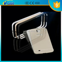 Metal Aluminum Full Protect Bumper Cover Case for Samsung Galaxy Mega 6.3 i9200