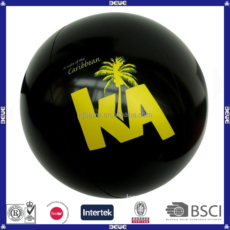 wholesale price make your own beach ball for promotion