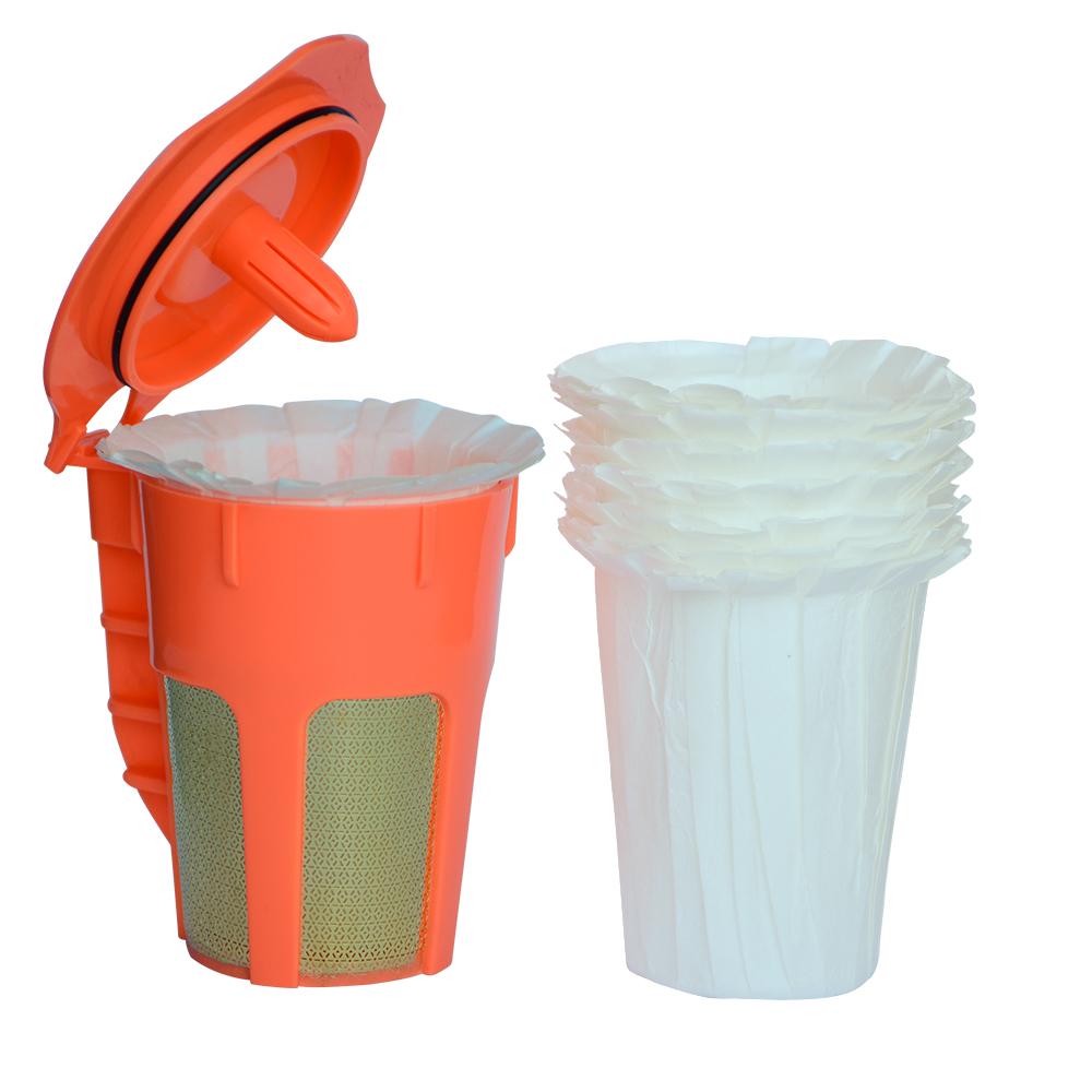 Reusable K Carafe For Single Serve K-carafe Coffee Brewer K Cup Filter Pod - Buy Biodegradable ...