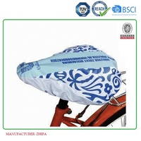 custom promotional bicycle rain seat cover B8010