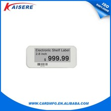 Hot sale Supermarket price tag electronic shelf label