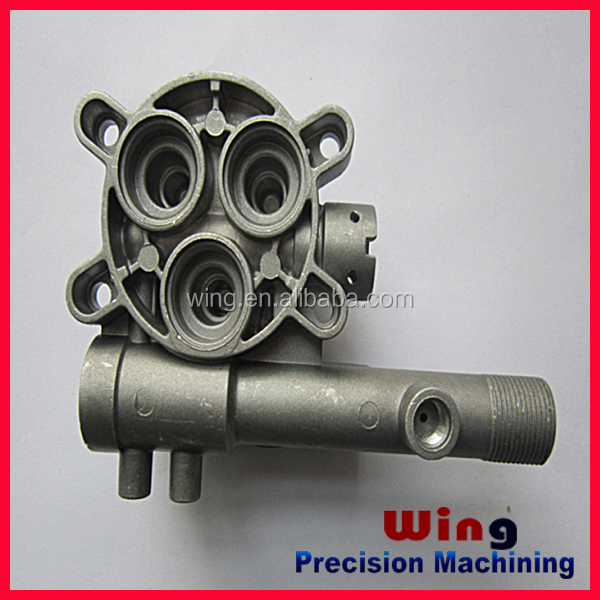 customized Precision auto body parts aluminum die casting