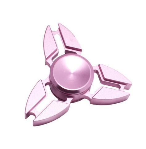 Top quality hand-spinner r188 bearing crab metal fidget spinner toy for ANTI STRESS