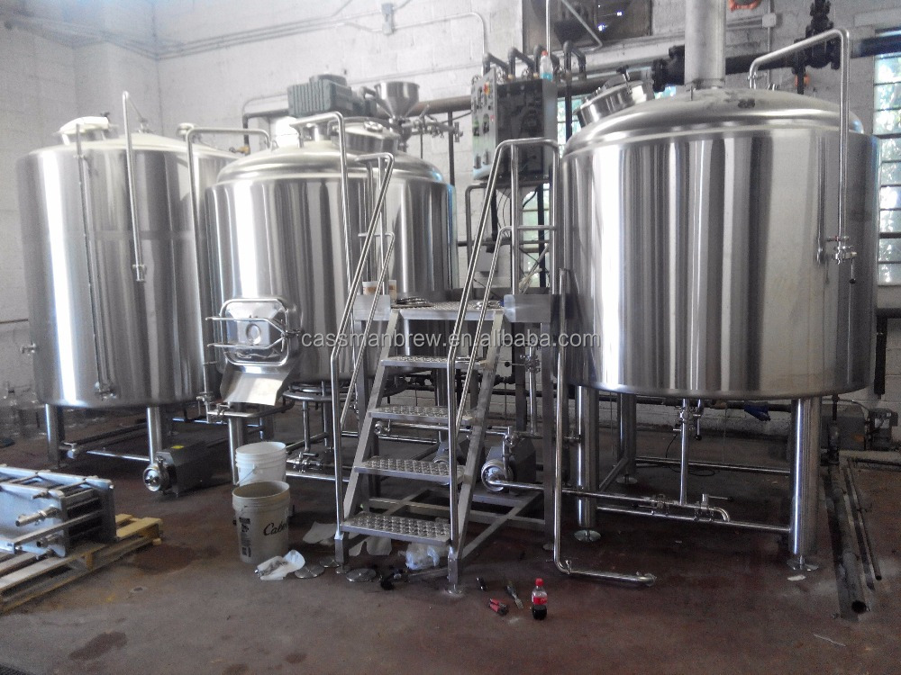 Hot sale brew beer,Micro brewery 300L per batch