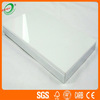 High gloss white laminated melamine mdf boards