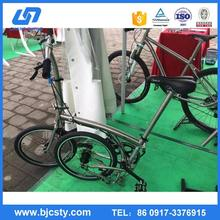 manufacturer customized titanium bike frame gr9 titanium material with low price