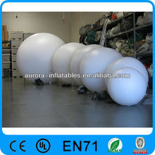 2014 white sky balloon for promotion and events