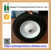 horse carriage solid rubber wheels /toy wheels /16 inch solid rubber wheel