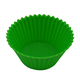 Wholesale High Quality Cups Best-Selling Custom Oem Muffin Mold Silicone Cake Moldssilicone cake mold slices square