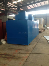 MBR Membrane Bioreactor Slaughtering Waste Water Treatment Plant