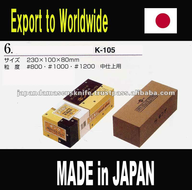 KING sharpening stones / whetstone // MADE IN JAPAN / knife shapner