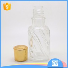 A1894-50ML square screw cap glass perfume bottle 100ml also available