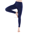 Womens seamless sexy tight fitness yoga legging