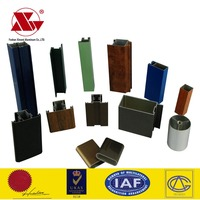 All Types Of Aluminium Extrusion Profile Price